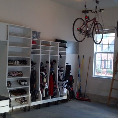 Best Way To Store Golf Clubs In The Garage