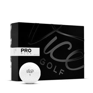 vice pro plus golf ball review